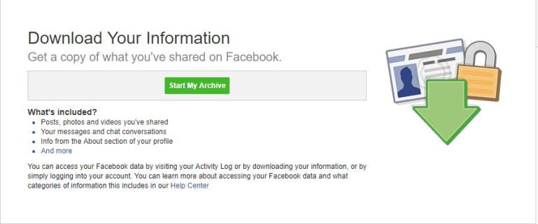 Step 2 Facebook Data